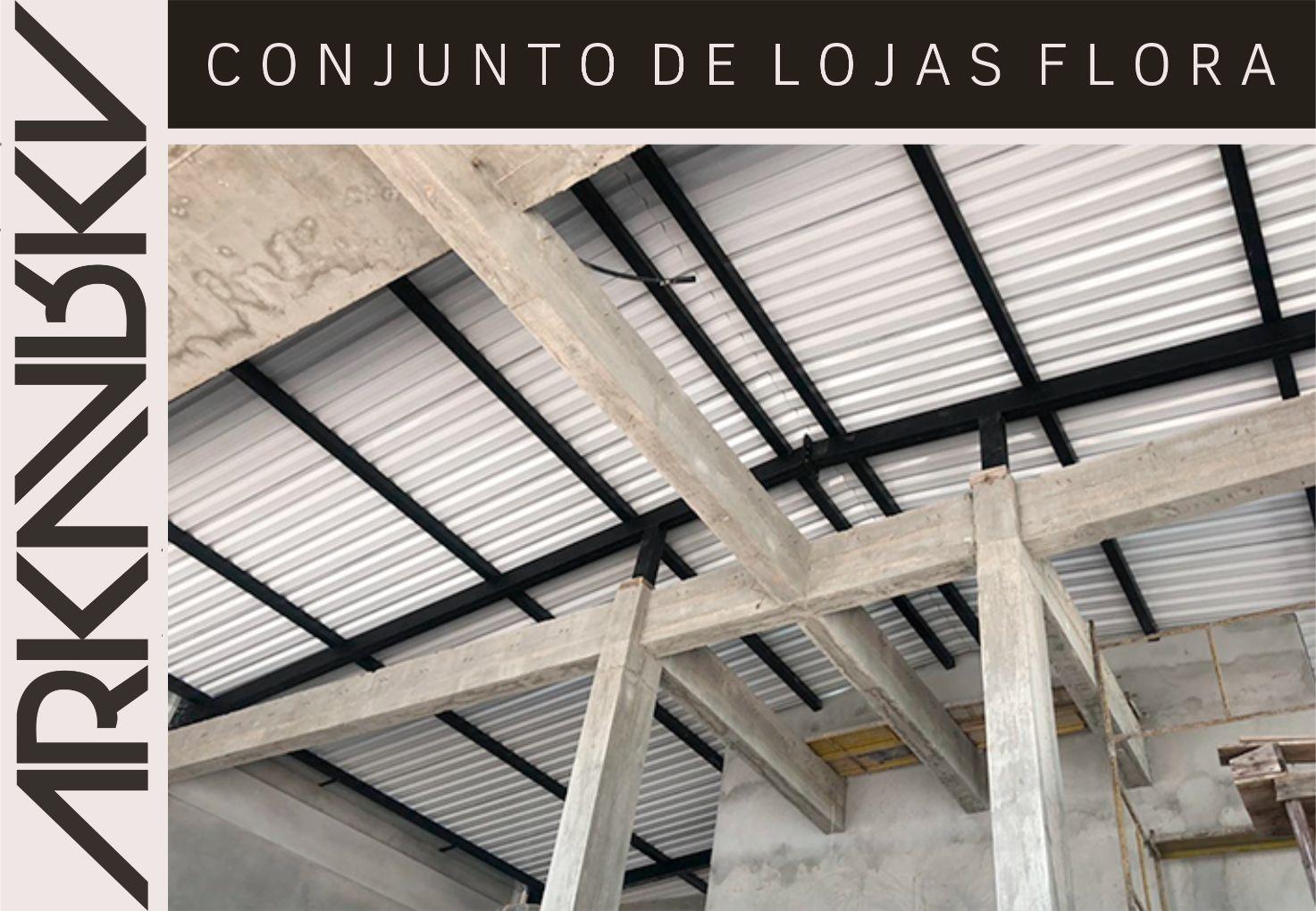 CONJUNTO DE LOJAS FLORA